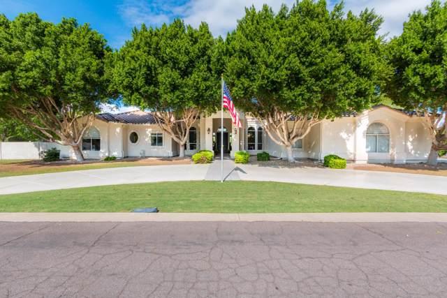 2505 E Lehi Road #16, Mesa, AZ 85213 (MLS #5984439) :: The Kenny Klaus Team