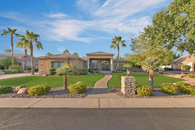 2090 E Cedar Place, Chandler, AZ 85249 (MLS #5984530) :: The Kenny Klaus Team