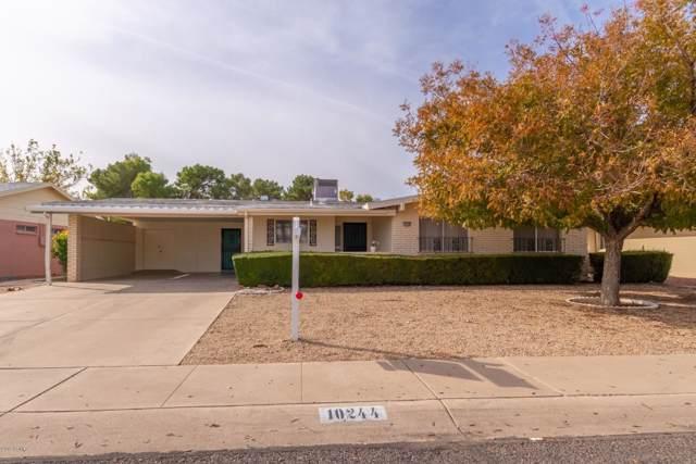 10244 N 109TH Avenue, Sun City, AZ 85351 (MLS #5984620) :: The Kenny Klaus Team