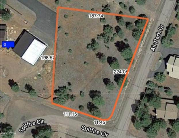 2742 Airpark Drive, Overgaard, AZ 85933 (MLS #5984865) :: The Results Group