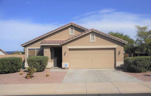 8813 S 10TH Street, Phoenix, AZ 85042 (MLS #5984931) :: My Home Group