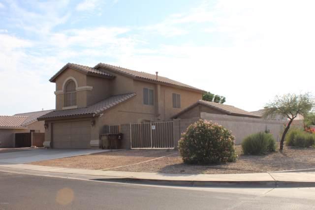 13734 N 80TH Drive, Peoria, AZ 85381 (MLS #5985389) :: Arizona Home Group