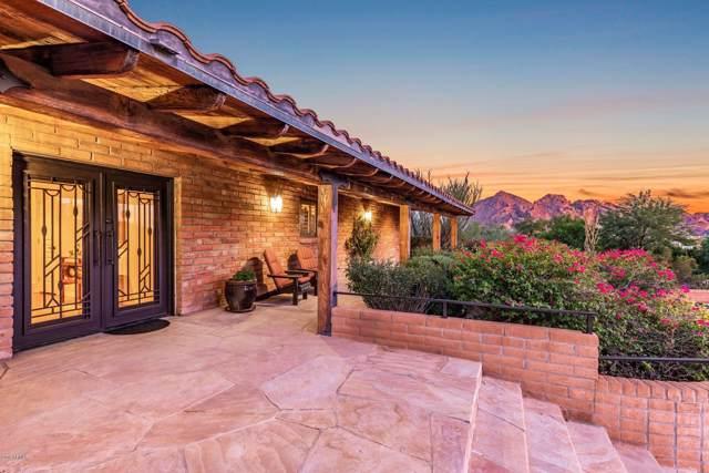 6845 N Hillside Drive, Paradise Valley, AZ 85253 (MLS #5985452) :: Riddle Realty Group - Keller Williams Arizona Realty