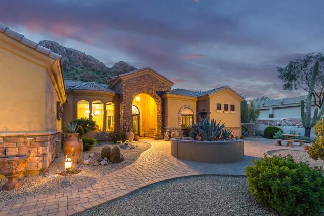5006 S Gold Canyon Drive, Gold Canyon, AZ 85118 (MLS #5985597) :: The Property Partners at eXp Realty