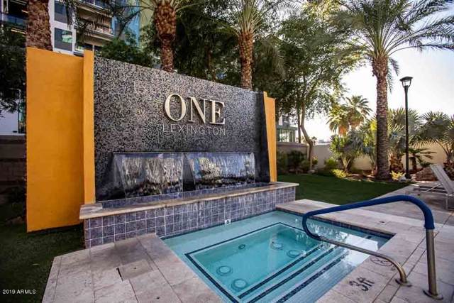 1 E Lexington Avenue #602, Phoenix, AZ 85012 (MLS #5985709) :: Howe Realty