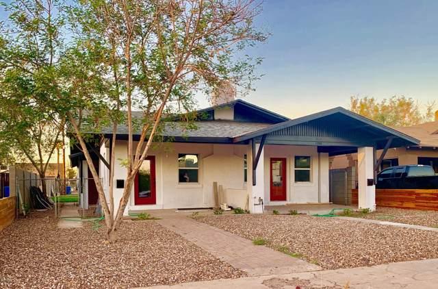 1306 E Fillmore Street, Phoenix, AZ 85006 (MLS #5986420) :: The W Group
