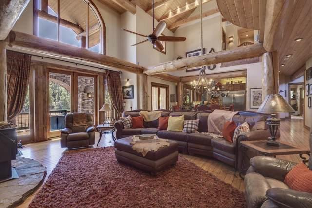 9361 W Juniper Road, Strawberry, AZ 85544 (MLS #5986425) :: Klaus Team Real Estate Solutions