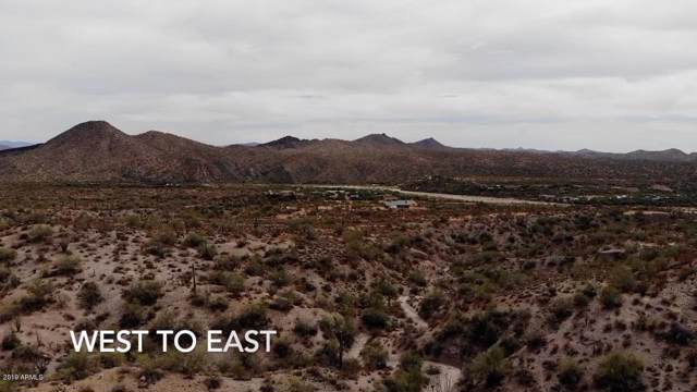 000 S Everett Bowman Road, Wickenburg, AZ 85390 (MLS #5986471) :: Long Realty West Valley