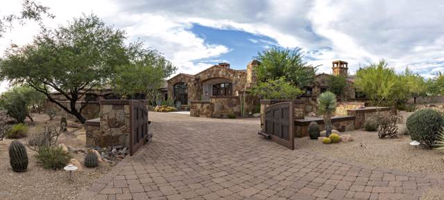 7552 E Whisper Rock Trail, Scottsdale, AZ 85266 (MLS #5986682) :: neXGen Real Estate