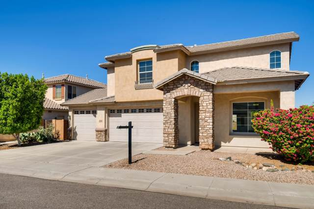 7130 W Ellis Street, Laveen, AZ 85339 (MLS #5987176) :: Revelation Real Estate