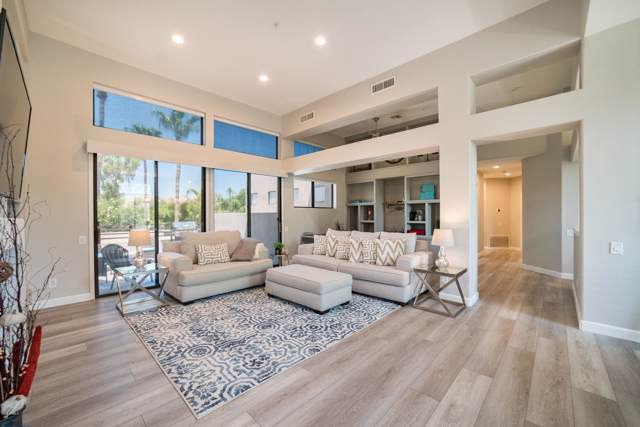 8989 N Gainey Center Drive #205, Scottsdale, AZ 85258 (MLS #5987531) :: The Kenny Klaus Team