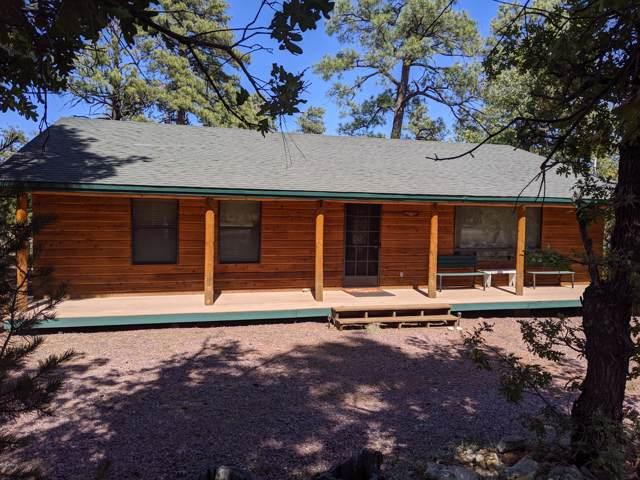 3294 Durango Drive, Happy Jack, AZ 86024 (MLS #5987824) :: Conway Real Estate