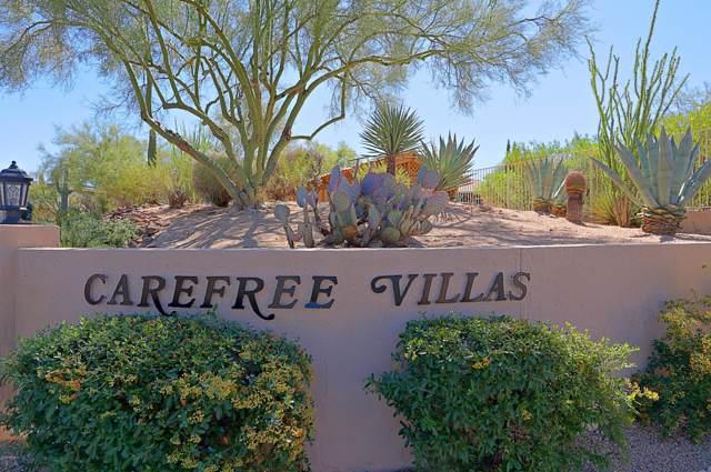 7501 E Happy Hollow Drive #3, Carefree, AZ 85377 (MLS #5988270) :: Devor Real Estate Associates