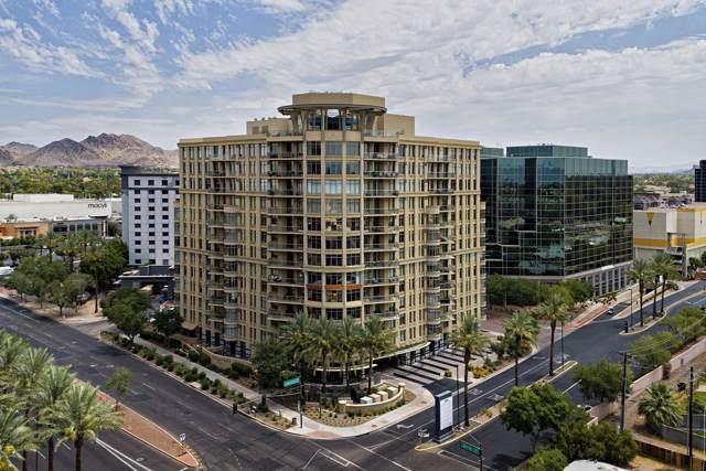2402 E Esplanade Lane #1002, Phoenix, AZ 85016 (MLS #5988399) :: The Laughton Team