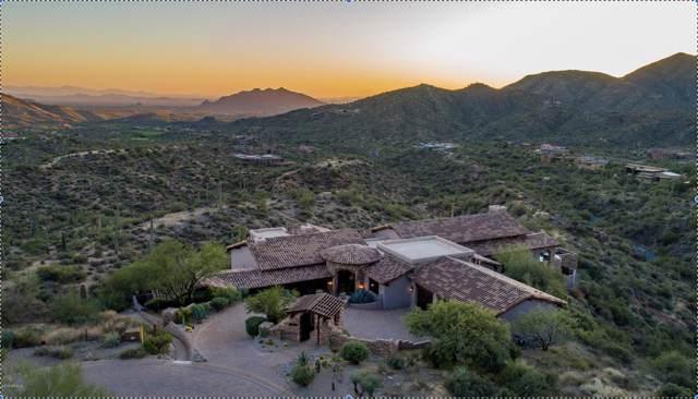 9906 E Sienna Hills Drive, Scottsdale, AZ 85262 (MLS #5988419) :: Occasio Realty