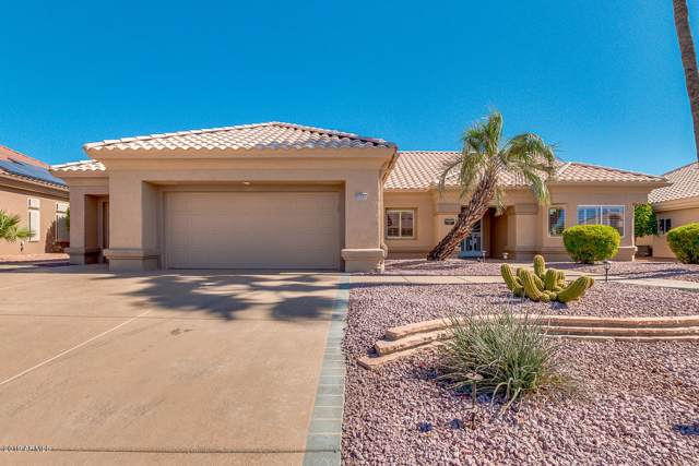22521 N Robertson Drive, Sun City West, AZ 85375 (MLS #5988423) :: Revelation Real Estate