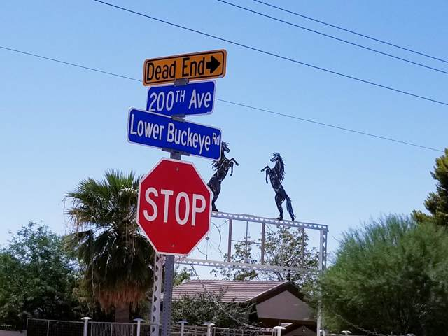 2591 S 200th Avenue, Buckeye, AZ 85326 (MLS #5988861) :: CC & Co. Real Estate Team