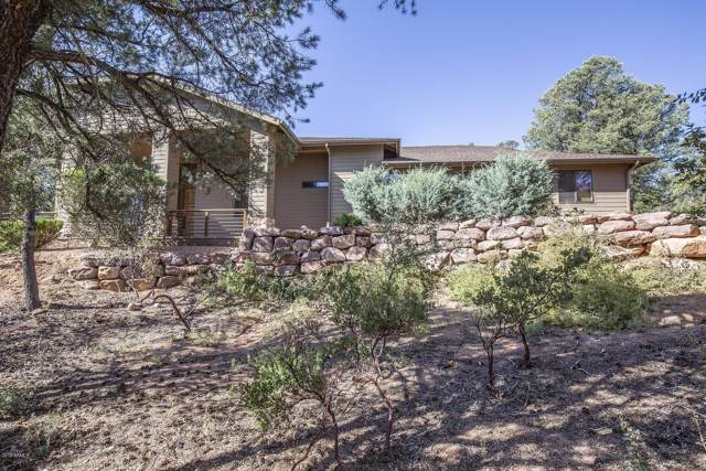 416 S Whisper Ridge Lane, Payson, AZ 85541 (MLS #5988893) :: The Kenny Klaus Team