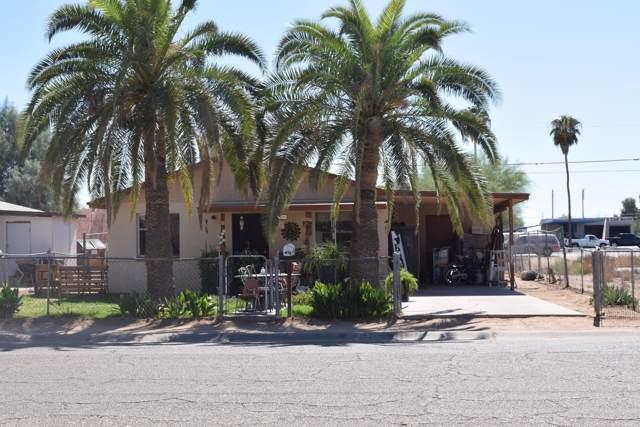 251 W Harding Avenue, Coolidge, AZ 85128 (MLS #5989028) :: Revelation Real Estate