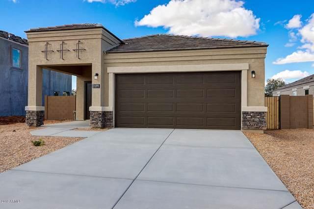 3791 N 309TH Drive, Buckeye, AZ 85396 (MLS #5989053) :: Devor Real Estate Associates