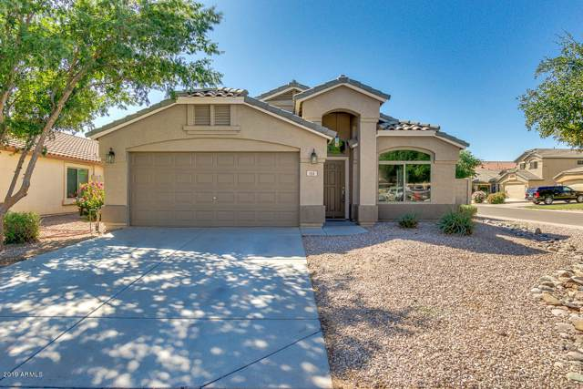 155 W Brahman Boulevard, San Tan Valley, AZ 85143 (MLS #5989064) :: CC & Co. Real Estate Team