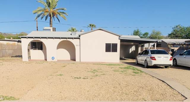 8815 N 6TH Street, Phoenix, AZ 85020 (MLS #5989218) :: The W Group