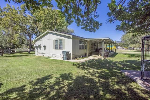 127 S Cottonwood Lane, Payson, AZ 85541 (MLS #5989362) :: The Kenny Klaus Team