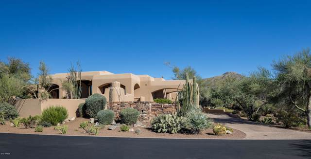 10672 E Prospect Point Drive, Scottsdale, AZ 85262 (MLS #5989580) :: Devor Real Estate Associates