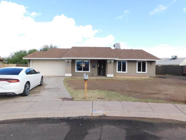 7706 W Mariposa Drive, Phoenix, AZ 85033 (MLS #5989597) :: The Kenny Klaus Team