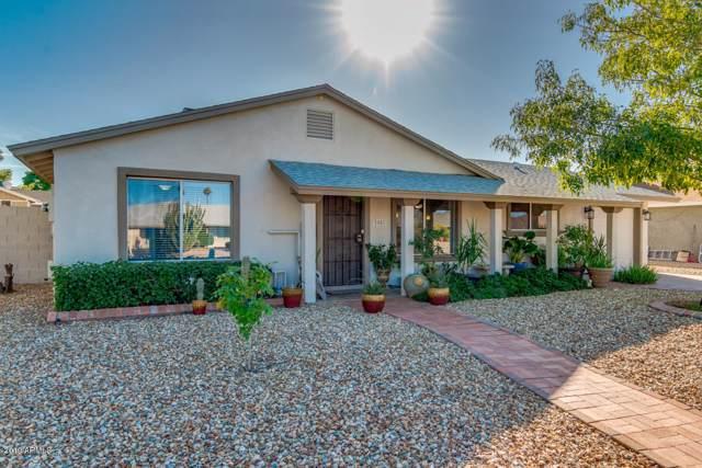 2507 E Hillery Drive, Phoenix, AZ 85032 (MLS #5989674) :: The Laughton Team