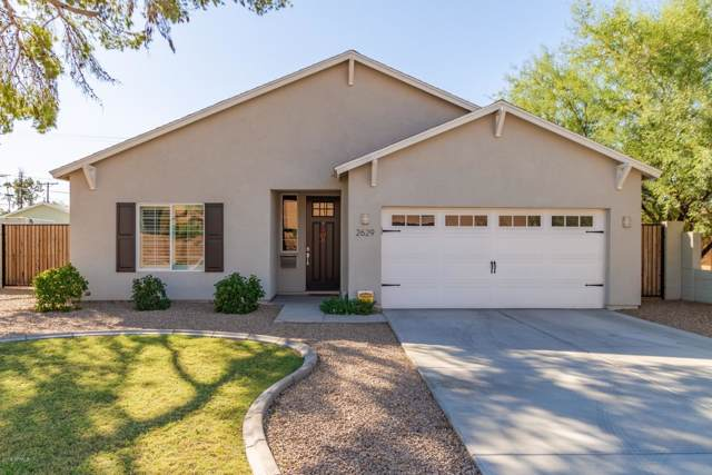 2629 E Fairmount Avenue, Phoenix, AZ 85016 (MLS #5989870) :: The W Group