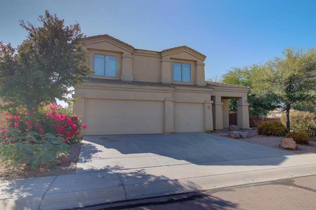 597 W Rattlesnake Place, Casa Grande, AZ 85122 (MLS #5990072) :: The Kenny Klaus Team