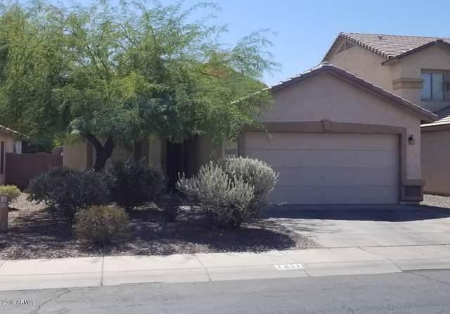 1211 W Wilson Avenue, Coolidge, AZ 85128 (MLS #5990189) :: Revelation Real Estate