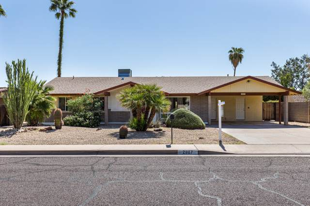 2807 E Larkspur Drive, Phoenix, AZ 85032 (MLS #5990214) :: The Laughton Team