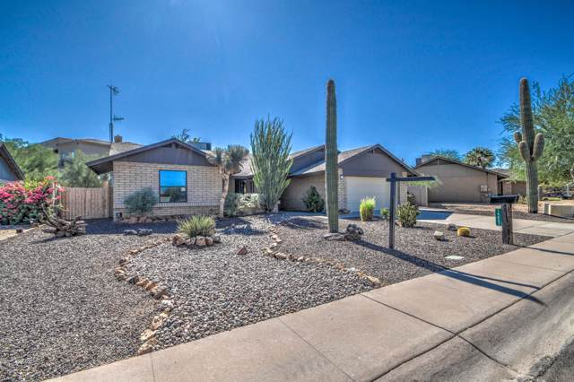 14657 N 17TH Avenue, Phoenix, AZ 85023 (MLS #5990636) :: The W Group