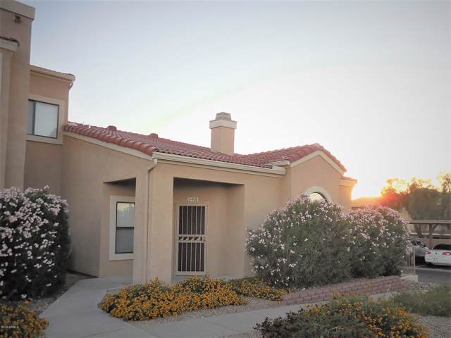 16354 E Palisades Boulevard 3-105, Fountain Hills, AZ 85268 (MLS #5990714) :: Brett Tanner Home Selling Team