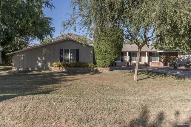 5244 E Calle Redonda Street, Phoenix, AZ 85018 (MLS #5990956) :: Nate Martinez Team