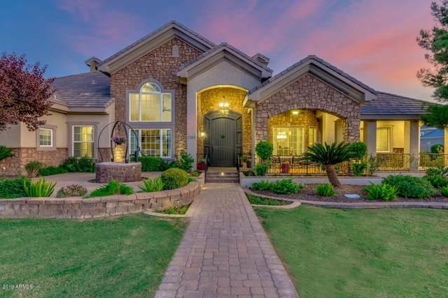2161 E Coconino Drive, Gilbert, AZ 85298 (MLS #5990968) :: Revelation Real Estate