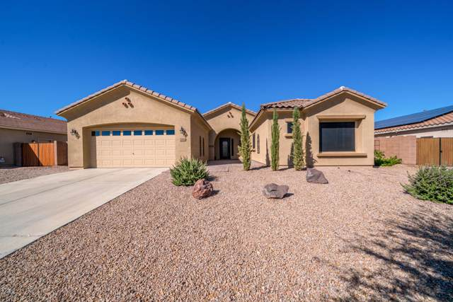 2984 E Coconino Drive, Gilbert, AZ 85298 (MLS #5991018) :: CC & Co. Real Estate Team