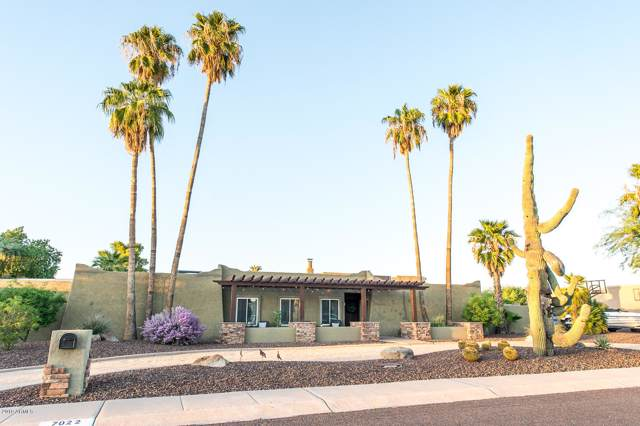 7022 E Joan De Arc Avenue, Scottsdale, AZ 85254 (MLS #5991287) :: Brett Tanner Home Selling Team