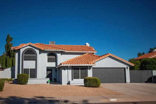 18819 N 34TH Street, Phoenix, AZ 85050 (MLS #5991506) :: RE/MAX Excalibur