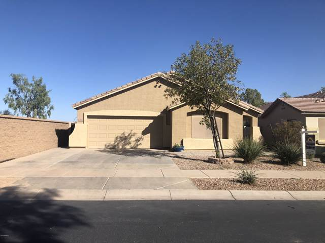 22923 S 215TH Street, Queen Creek, AZ 85142 (MLS #5991514) :: Power Realty Group Model Home Center