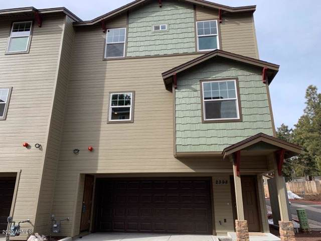 2398 W Pikes Peak Drive, Flagstaff, AZ 86001 (MLS #5991566) :: Dave Fernandez Team | HomeSmart