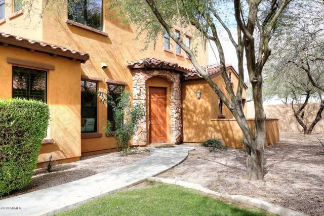 20750 N 87TH Street #1010, Scottsdale, AZ 85255 (MLS #5991568) :: The Results Group
