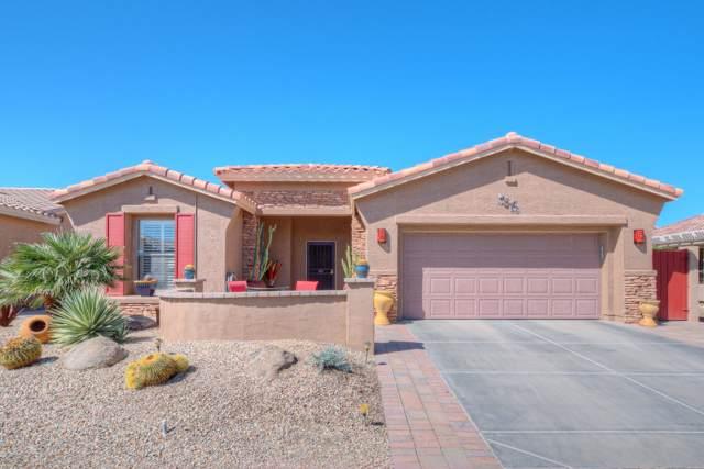 24814 S Glenburn Drive, Sun Lakes, AZ 85248 (MLS #5991653) :: Riddle Realty Group - Keller Williams Arizona Realty