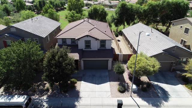 11055 E Segura Avenue, Mesa, AZ 85212 (MLS #5991783) :: Lucido Agency