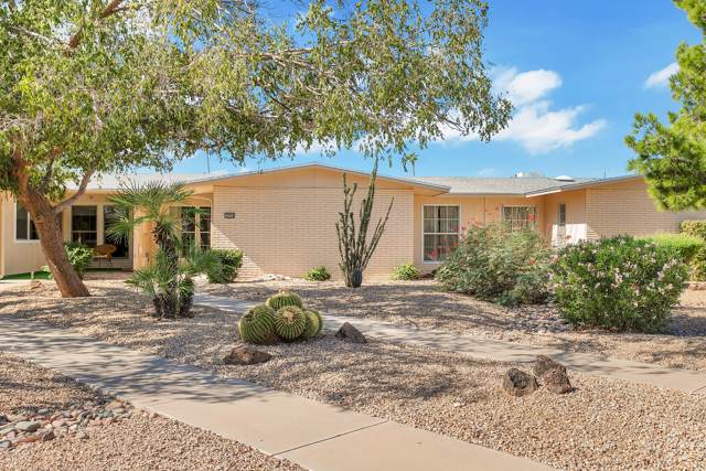 18206 N Stonebrook Drive, Sun City West, AZ 85375 (MLS #5992155) :: CC & Co. Real Estate Team