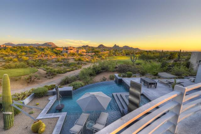 10667 E Skinner Drive, Scottsdale, AZ 85262 (MLS #5992194) :: The W Group