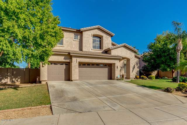 367 N Date Palm Drive, Gilbert, AZ 85234 (MLS #5992242) :: Yost Realty Group at RE/MAX Casa Grande