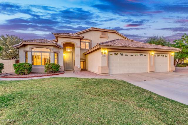 1760 E Amber Court, Gilbert, AZ 85296 (MLS #5992281) :: Yost Realty Group at RE/MAX Casa Grande